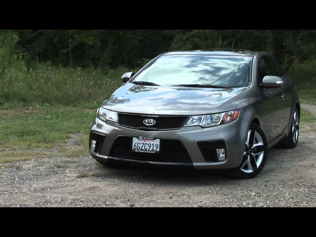 2010 <em>Kia</em> Forte Koup SX - Drive Time Review