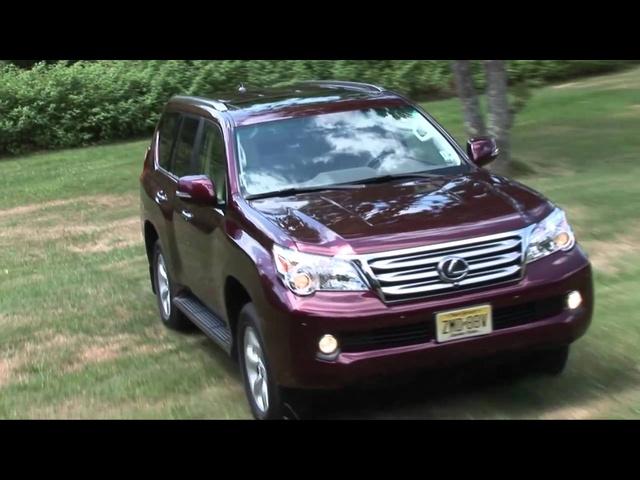 2010 <em>Lexus</em> GX460 -Drive Time Review