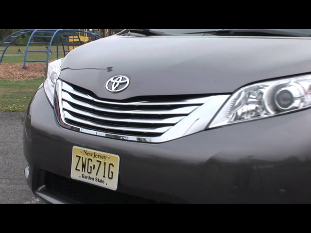 2011 <em>Toyota</em> Sienna Limited AWD - Drive Time Review | TestDriveNow