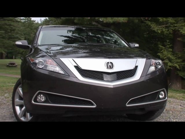 2010 <em>Acura</em> ZDX Advance - Drive Time Review