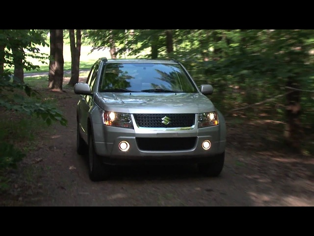 2010 Suzuki Grand Vitara Limited V6 4X4 - Drive Time Review | TestDriveNow