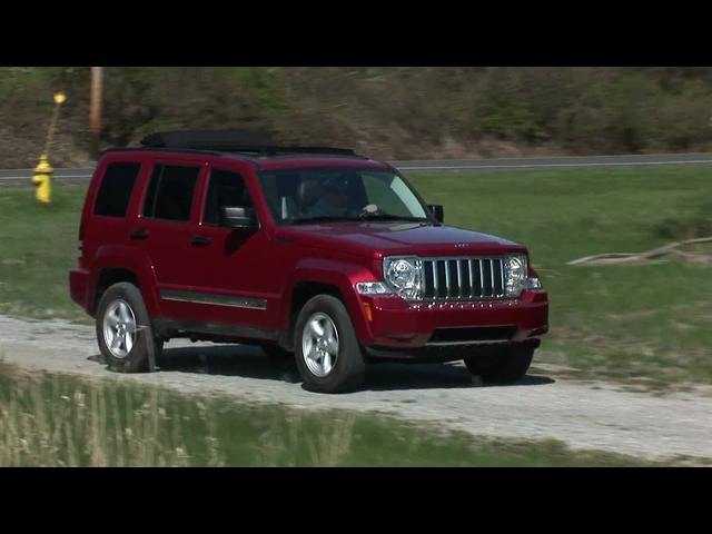 2010 <em>Jeep</em> Liberty Limited 4x4 - Drive Time Review