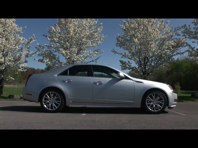 2010 Cadillac CTS 3.6 Performance - Drive Time Review | TestDriveNow