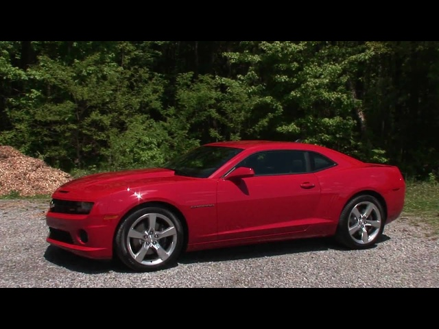 2010 Chevrolet Camaro SS manual - Drive Time Review | TestDriveNow