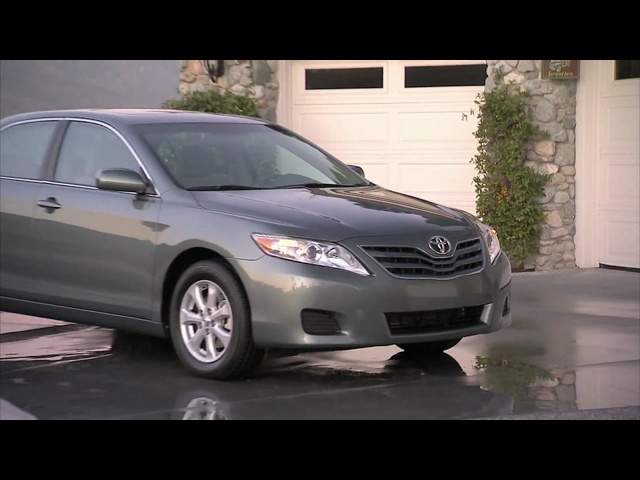 2010 <em>Toyota</em> Camry - Drive Time Review | TestDriveNow