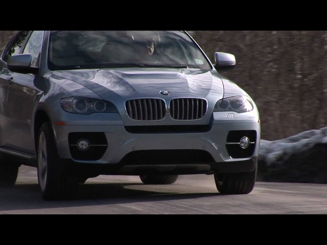 2010 BMW X6 ActiveHybrid - Drive Time Review | TestDriveNow