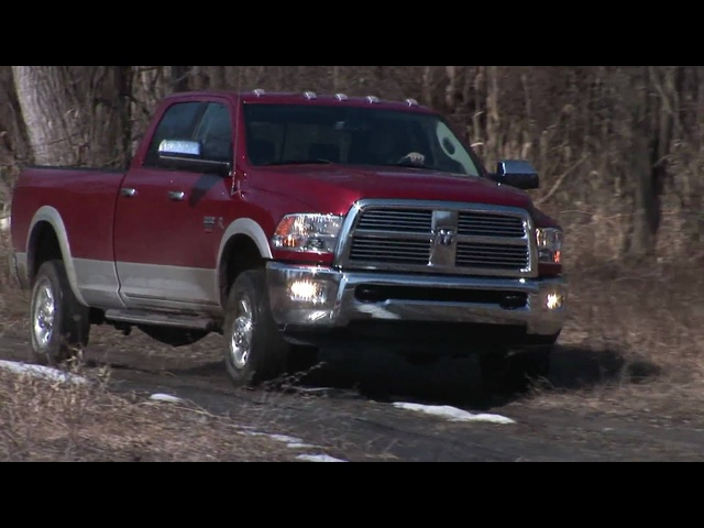 2010 Ram 2500 Heavy Duty - Drive Time Review | TestDriveNow