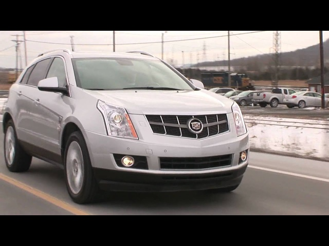 2010 <em>Cadillac</em> SRX - Drive Time Review | TestDriveNow