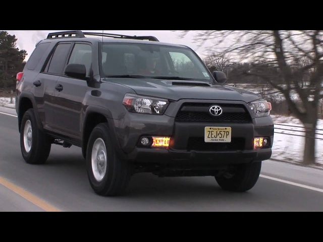 2010 <em>Toyota</em> 4Runner Trail 4X4 V6 - Drive Time review | TestDriveNow