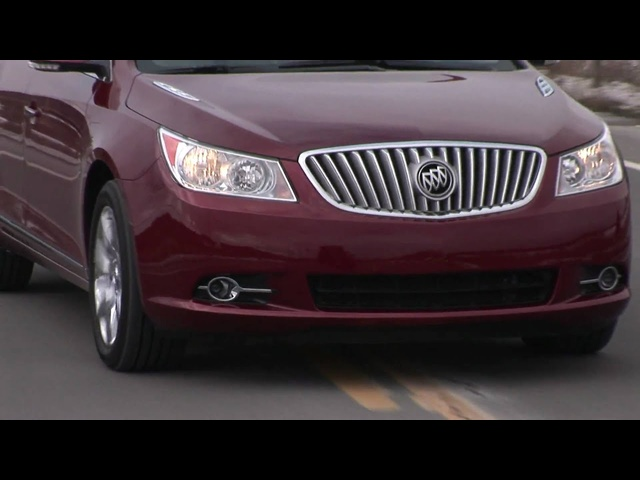 2010 Buick LaCrosse CXS -Drive Time review | TestDriveNow