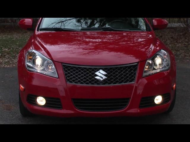 2010 <em>Suzuki</em> Kizashi SLS AWD -Drive Time review | TestDriveNow
