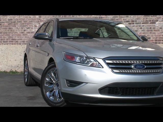 2010 Ford Taurus Limited - Drive Time review | TestDriveNow