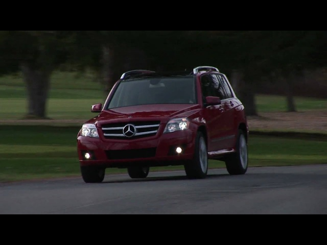 2010 Mercedes-Benz GLK 350 4Matic - Drive Time review | TestDriveNow