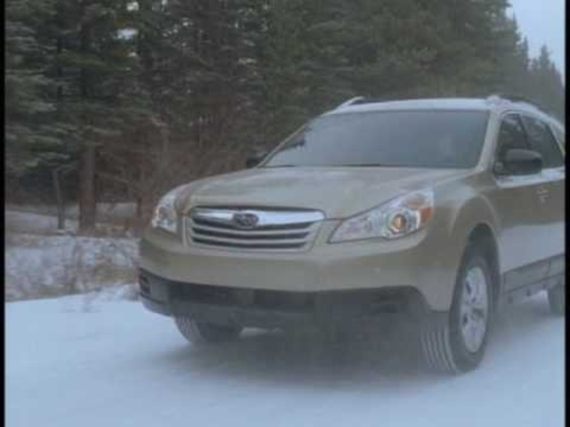 2010 Subaru Outback 2.5i - Drive Time review | TestDriveNow
