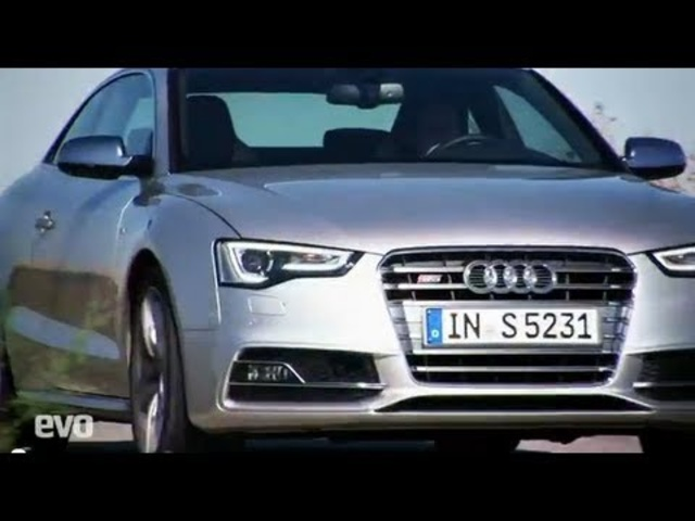 <em>Audi</em> S5 review - EVO