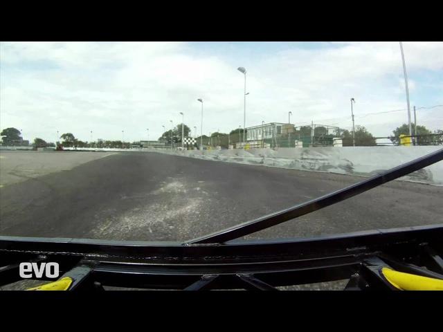 F1 Stock car testing