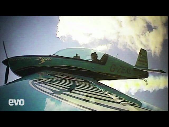 <em>Lamborghini</em> Vs Stunt Plane- evo magazine