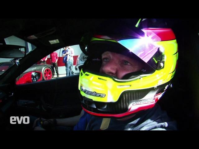 evo Magazine <em>Ferrari</em> 458 Italia track test