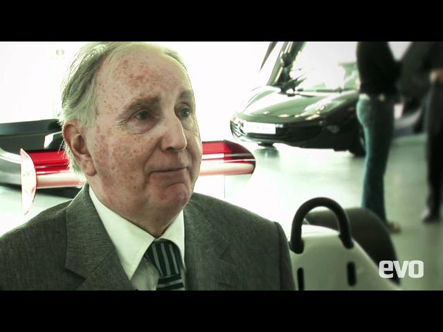 John Watson Interview Part 1 EVO Magazine