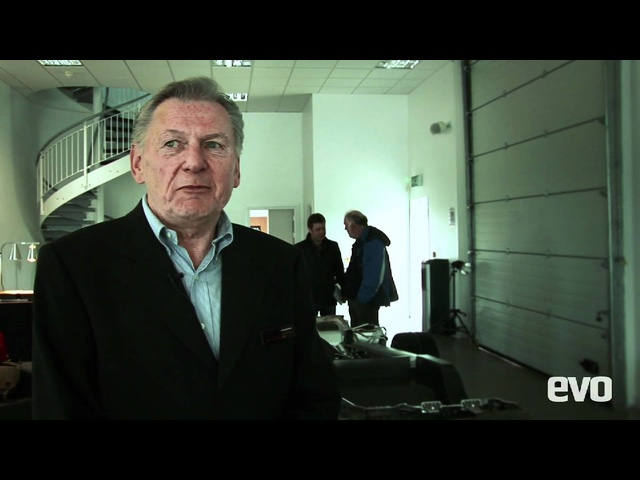 John Barnard Interview Part 2 EVO Magazine