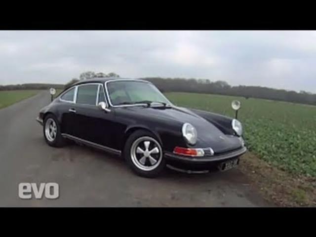 Autofarm Porsche 911 -evo Magazine