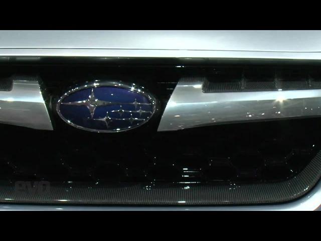 Subaru BOXER Sports Concept -Geneva Motor Show -evo Magazine