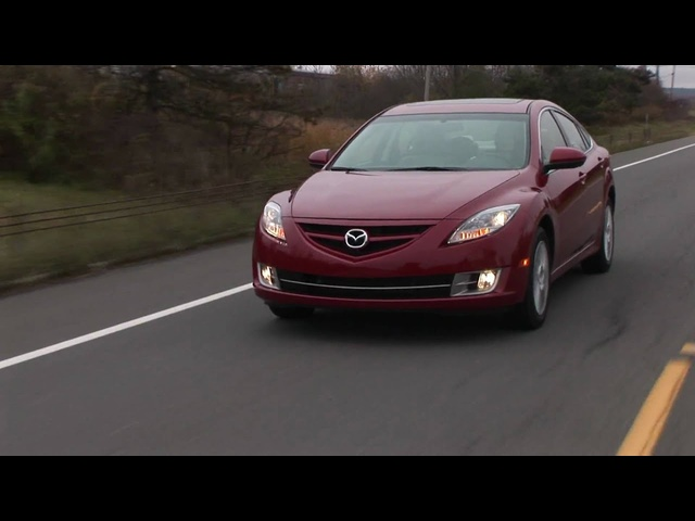 2010 <em>Mazda</em> <em>MAZDA</em>6 i Touring Plus - Drive Time review | TestDriveNow