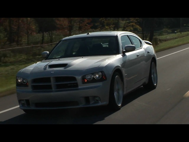 2009 <em>Dodge</em> Charger SRT-8 - Drive Time review | TestDriveNow