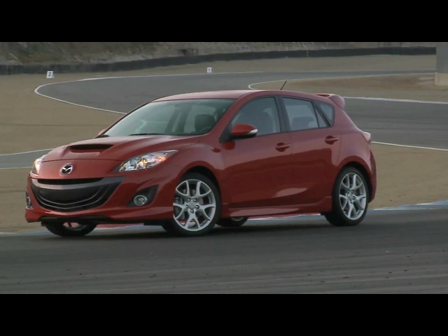 2010 <em>Mazda</em> <em>MAZDA</em>SPEED3 - Drive Time review | TestDriveNow