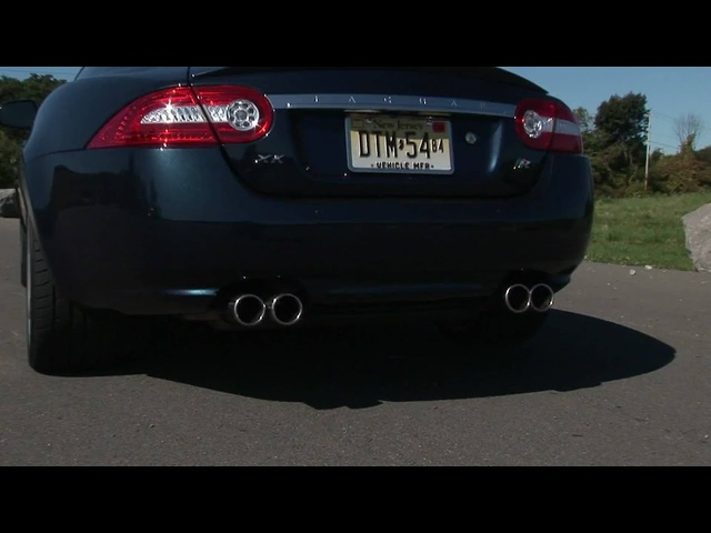 2010 Jaguar XKR Coupe - Drive Time review