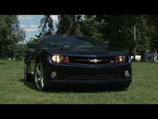2010 Chevrolet Camaro SS Drive Time review | TestDriveNow