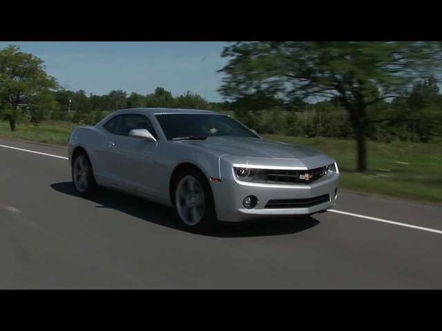 2010 Chevrolet Camaro V6 Drive Time review | TestDriveNow