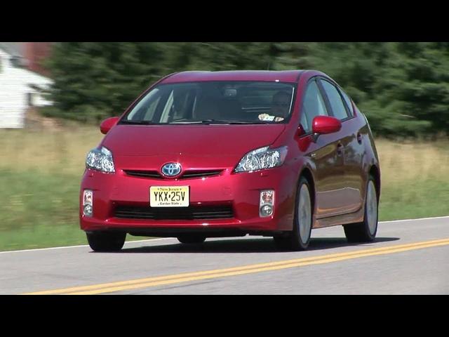 2010 <em>Toyota</em> Prius V Drive Time review