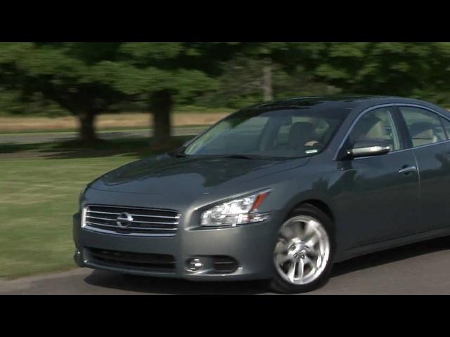 2009 <em>Nissan</em> Maxima 3.5 SV | TestDriveNow