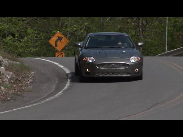 2009 <em>Jaguar</em> XKR Coupe