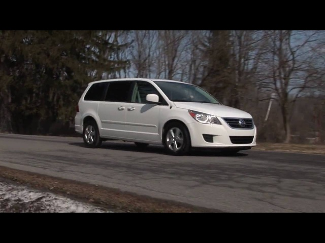 2009 <em>Volkswagen</em> Routan SEL | TestDriveNow