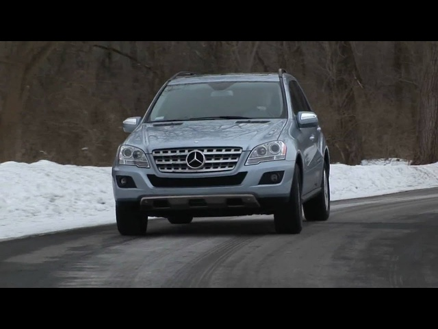2009 Mercedes-Benz ML350 4Matic | TestDriveNow