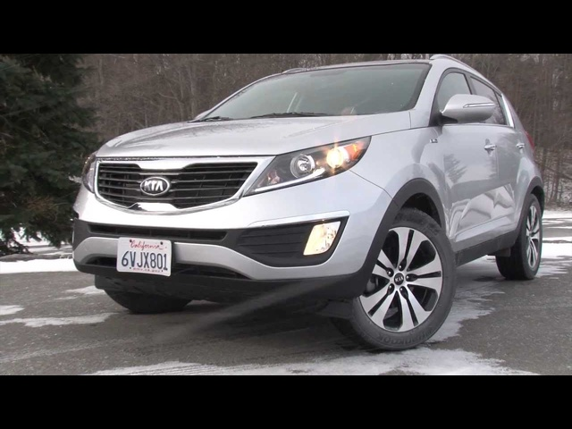2013 <em>Kia</em> Sportage - Drive Time Review with Steve Hammes