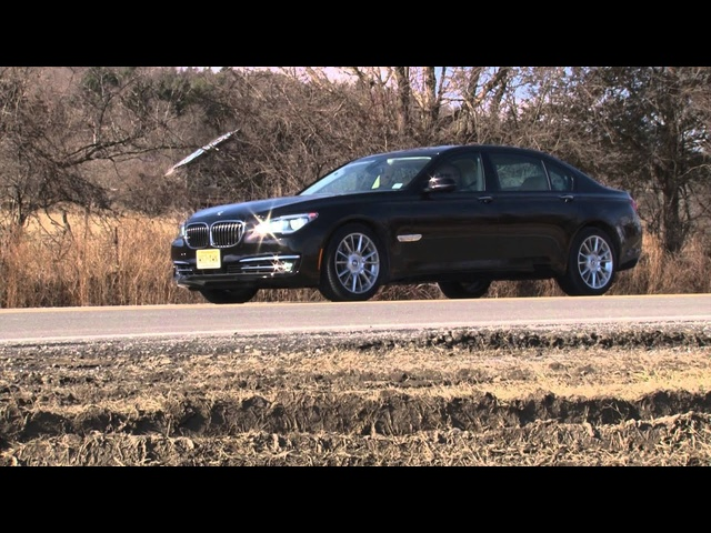 2013 BMW 750Li - Drive Time Review with Steve Hammes | TestDriveNow