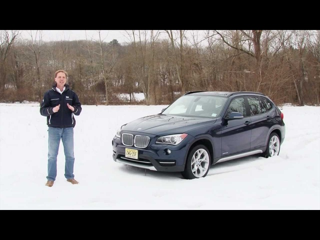 2013 <em>BMW</em> X1 - Drive Time Review with Steve Hammes | TestDriveNow