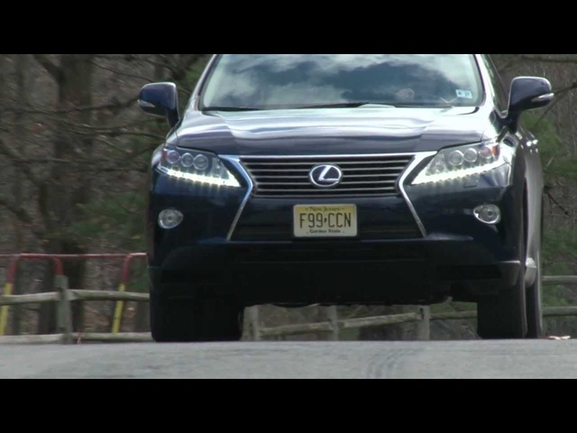 2013 Lexus RX 450h - Drive Time Review with Steve Hammes | TestDriveNow