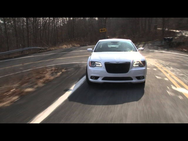 2013 Chrysler 300 SRT8 - Drive Time Review with Steve Hammes | TestDriveNow