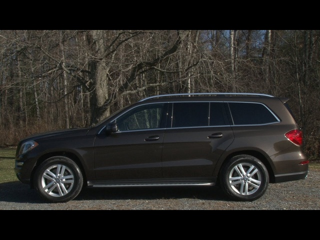 2013 Mercedes-Benz GL450 - Drive Time Review with Steve Hammes | TestDriveNow
