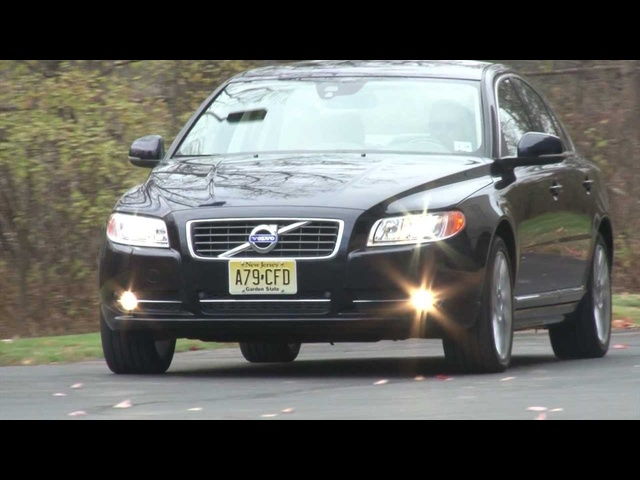 2013 <em>Volvo</em> S80 - Drive Time Review with Steve Hammes