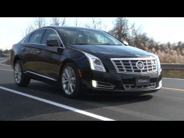 2013 Cadillac XTS - Drive Time Review with Steve Hammes | TestDriveNow