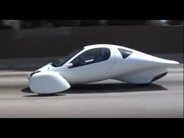 Aptera Electric Car -Jay Leno's Garage