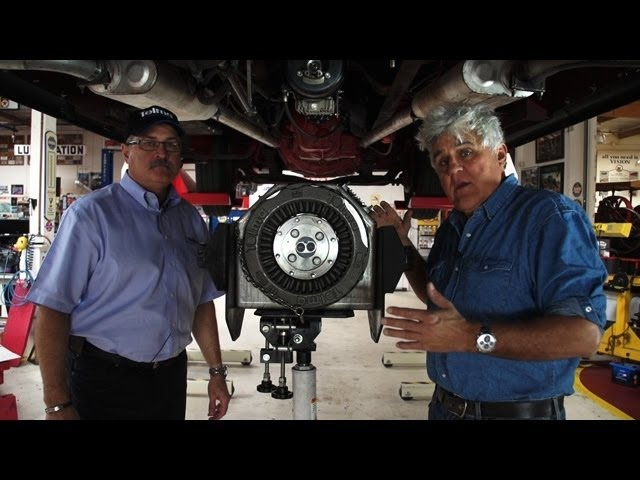 Restoration Blog: 1941 American LaFrance Fire Truck -Jay Leno's Garage