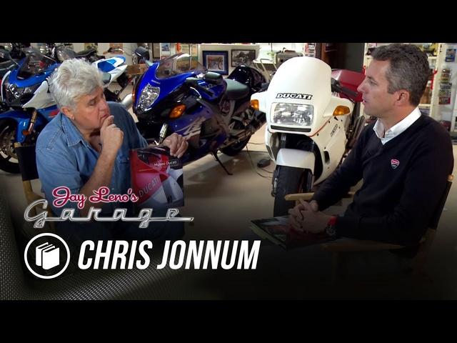 Jay's Book Club: Museo Ducati -Jay Leno's Garage