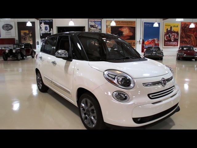 2013 Fiat 500L -Jay Leno's Garage