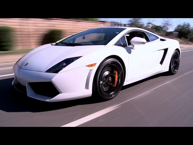 2012 Lamborghini Gallardo -Jay Leno's Garage